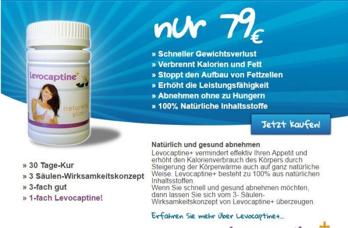 Levocaptine+